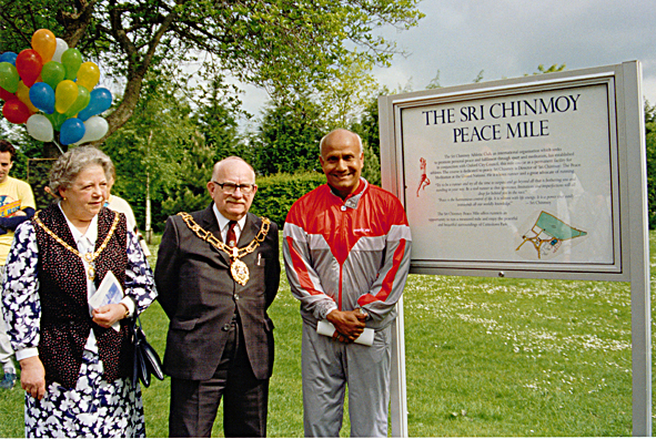 Oxford Peace Mile